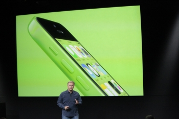 Apple Announce iPhone 5C
