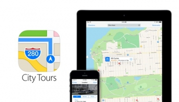 "This Video Show a Hidden Feature ""City Tours"" in iOS 8"