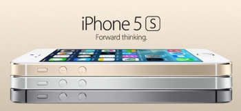 Apple Announced iPhone 5S with Touch ID