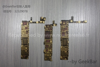 iPhone 6 Motherboard Appear