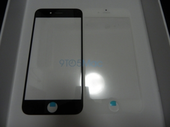 Black and White iPhone 6 Touch Panel Appear
