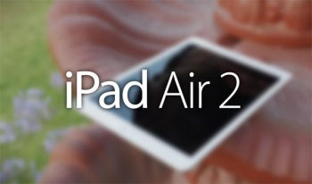 See This Video to Find Out How iPad Air 2 Looks Like